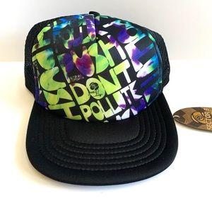 Sector 9 trucker SnapBack Hat, NWT
